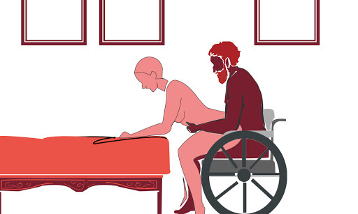 Top 5 sex positions for seniors and people with mobility issues