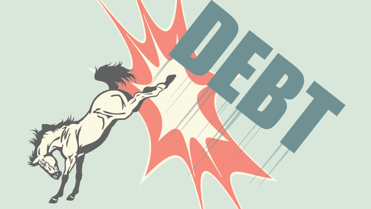How to get out of debt quickly?